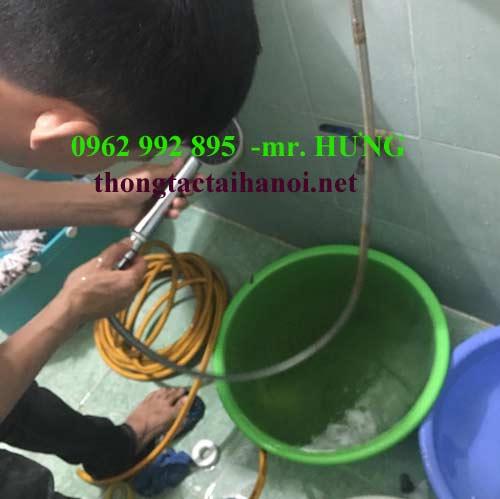 thông tắc cống tại Hoàng Quốc Việt